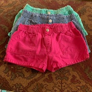 Lot of Oshkosh shorts
